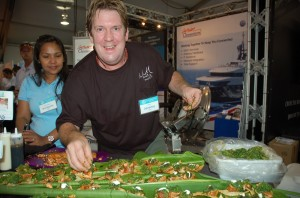 Winners announced at Yacht Concours du Chefs
