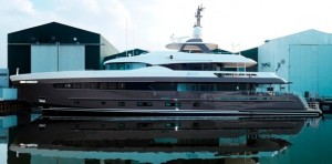 Heesen launches M/Y Alive