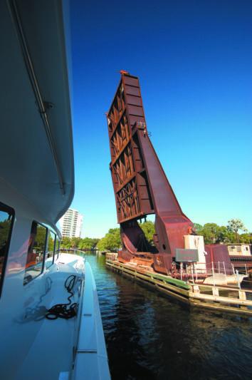 Bridge repair to close New River navigation in February