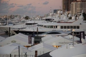Fort Lauderdale show docks pulse with energy, buyers