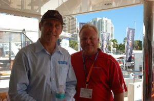 Drewelow, YachtAid Global, win Beacon Award