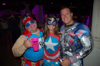 National Marine Suppliers annual yacht crew party