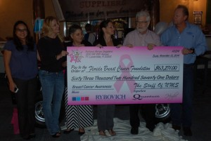 Marine industry raises $60,000 for charity