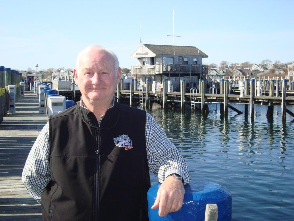 Head of Nantucket Boat Basin, George Bassett Jr., to retire on Feb. 1, his 30th anniversary.