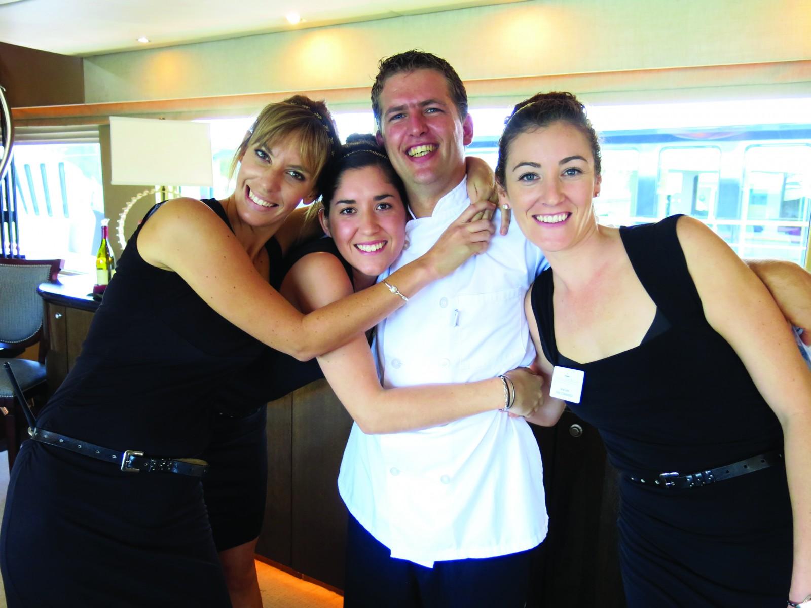 A1 Antigua 2014 Sweet Escape Crew (1)