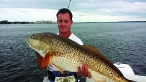 Afterwork fishing trip heals long shipyard day