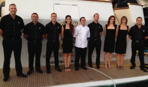 Charter yacht chefs win during Antigua Charter Yacht Show