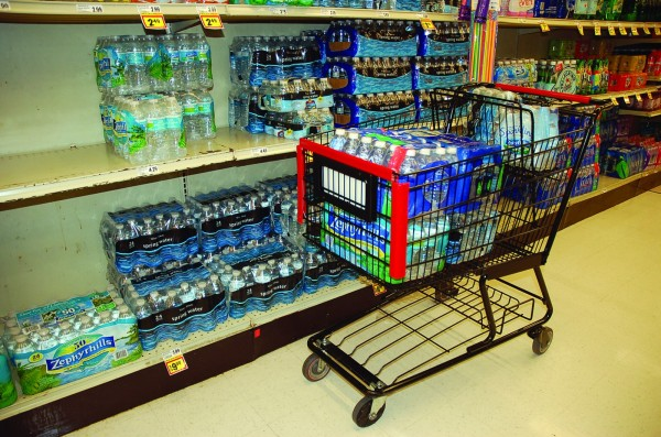 Call to arms against plastic bottles