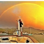 Triton columnist and charter Chef Mark Godbeer shared this shot as he captured memories from a recent trip.