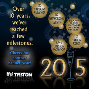 Happy New Year from The Triton
