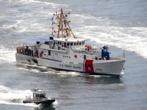 USCG shuts down illegal charter