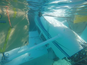 Cessna pulled from waters in Bahamas