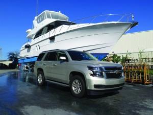 Triton Survey: Boat car