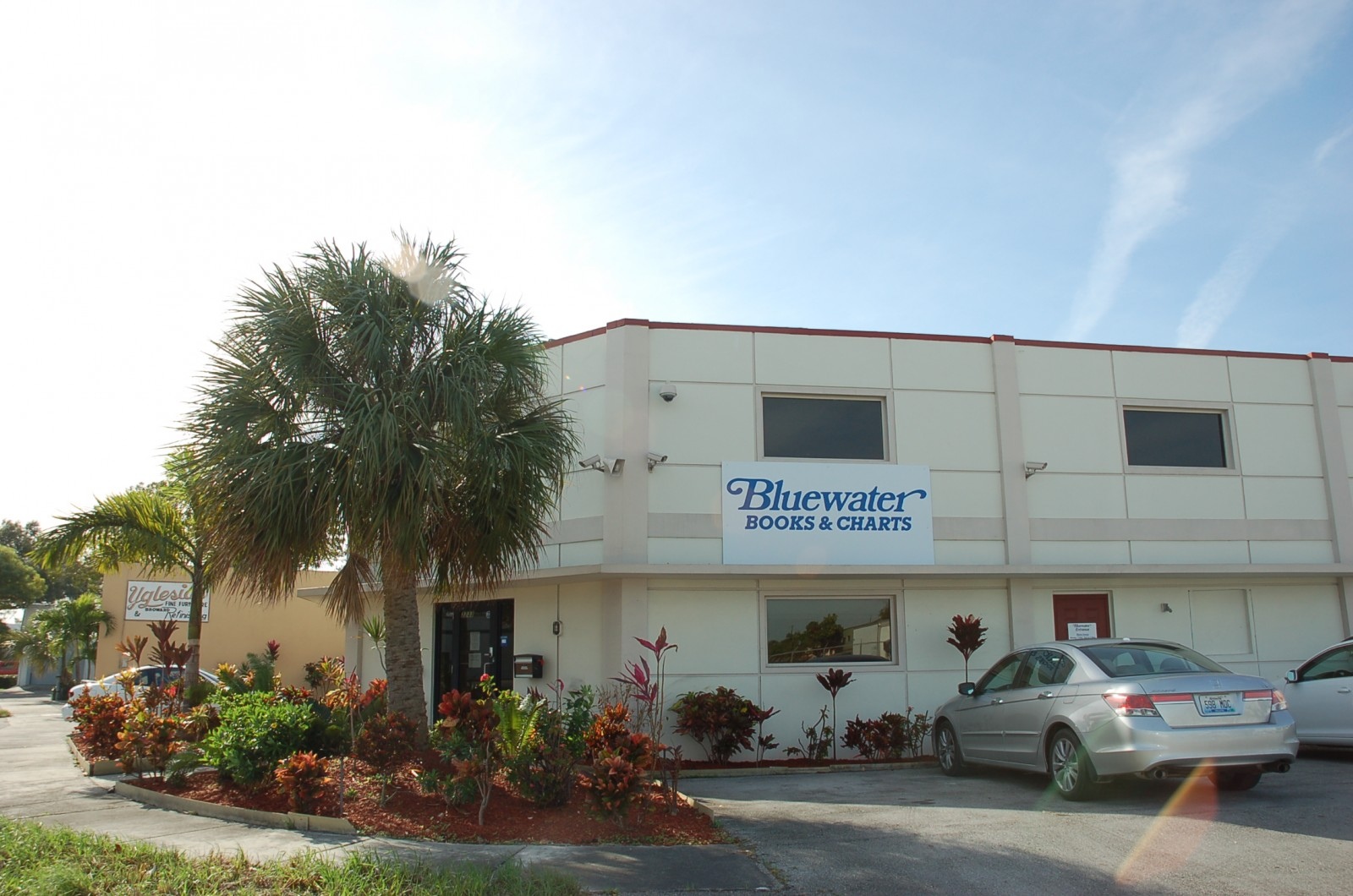 Bluewater Books & Charts has moved to a yacht business area off S.R. 84 in Ft. Lauderdale. PHOTO/DORIE COX