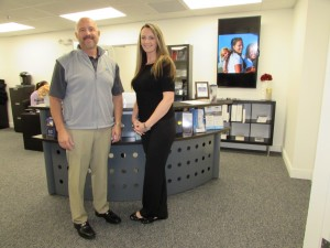 Brian and Amilee Luke of International Crew Training have integrated new technology into their business at its new location on Sunrise Boulevard in Ft. Lauderdale. PHOTOS/DORIE COX