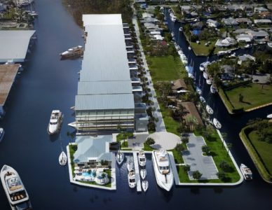 Revived plans to add dockage at Harbour Twenty-Six