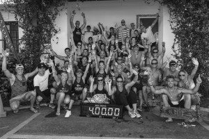 IYC Crew fun run raises $4500 for Red Cross