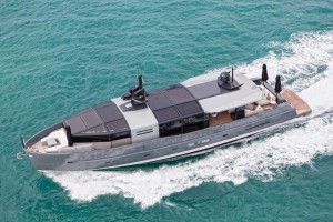 Several vessels debut at Yacht and Brokerage Show in Miami Beach