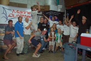 Photos from Triton networking with Marine Outfitters