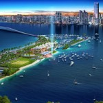 Next year's Miami International Boat Show would move from the convention center to a renovated Miami Marine Stadium, which has been closed since Hurricane Andrew in 1992. RENDERING by HILARIO CANDELA