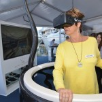 Dominator Yachts has developed its Ilumen Virtual Reality system. Photo by Tom Serio