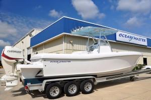 Boat builder Ocean Master relocates to Stuart