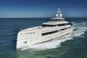 Heesen delivers 50m motor yacht Sibelle