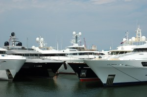 Palm Beach International Boat Show tops for location, clients