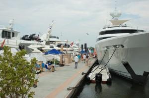 Palm Harbor Marina docks. Photo by Lucy Reed