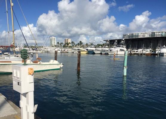 New marina, yard opens in Puerto Rico