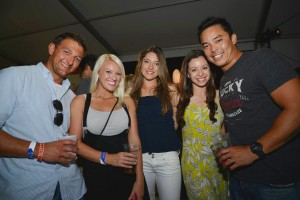 Captains and crew gather for Palm Harbor Marina party