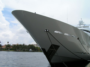Oceanco delivers Infinity
