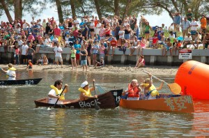 Plywood Regatta by the Marine Industries Association of South Florida