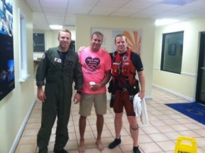 Photo from USCG