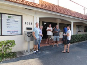 Professional Yachtmaster Training USA opened a new office in Ft. Lauderdale in April. PHOTO BY MIKE PRICE