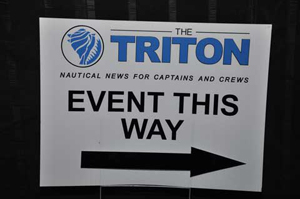Triton to network with IGY Marinas