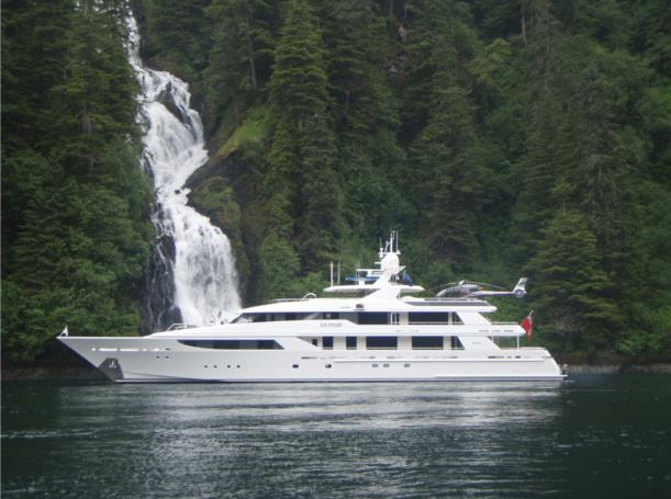 IYC has sold the 164-foot Westport M/Y Vango by Mark Elliott. The yacht will be renamed Trending and join IYC's charter fleet.