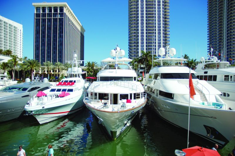 Yacht captains positive on brokers in sale, but offer advice