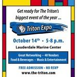 Triton Expo October 14, 2015