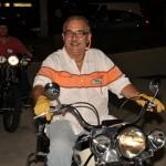 WHALE Paul Weakley motorcycle
