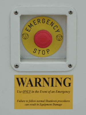 Port state CIC inspections this fall to focus on emergency systems