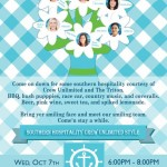 Network Oct. 7 with Crew Unlimited