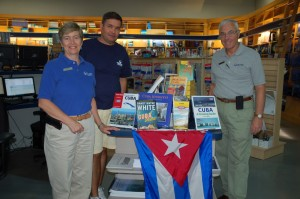 Chart purveyors head to Cuba on fact-finding mission