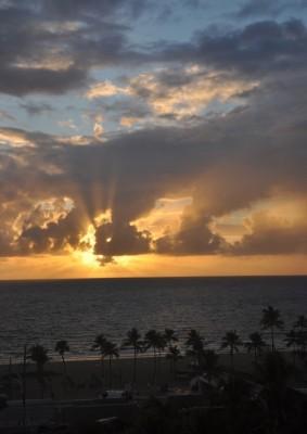Attitude of gratitude makes first Atlantic crossing memorable