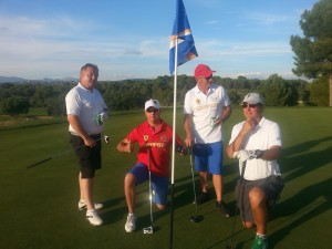 Captains, crew and industry gather for Pinmar Golf Tournament