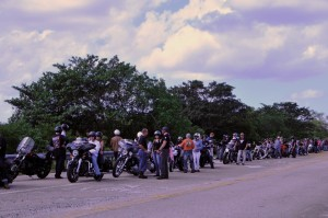 Photos from National Marine Suppliers yacht bikers poker run