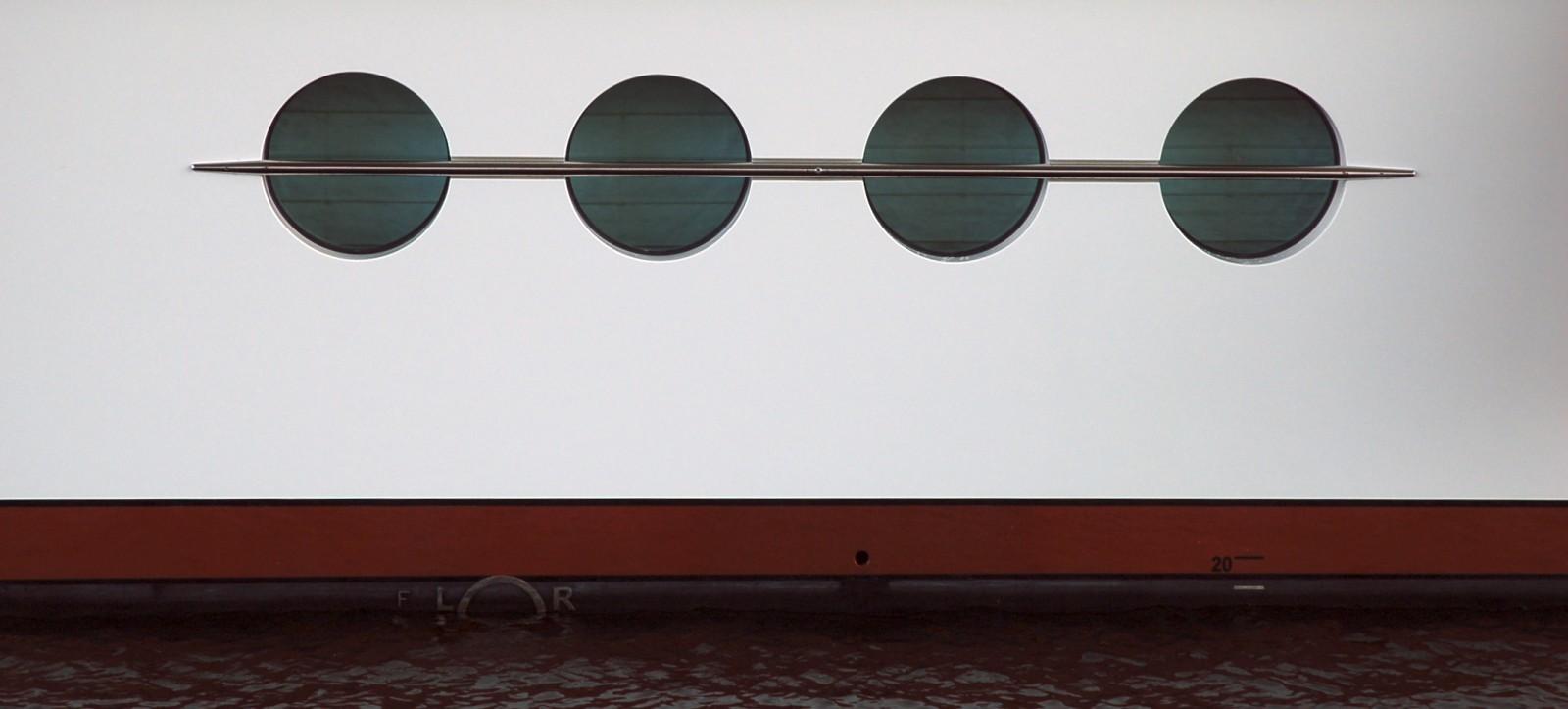 round portholes