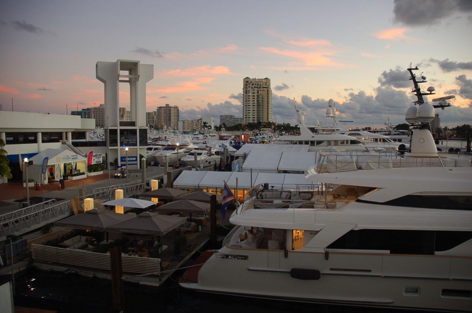 STOCK-dusk-Baha-Mar-yachts-