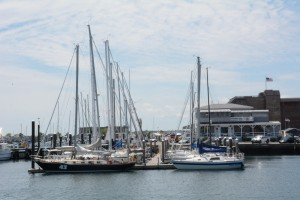 Newport marinas enjoy busiest season in years
