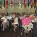 Interest was high on the topic of Cuba at yesterday's YachtInfo seminar. PHOTO/LUCY REED